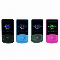 Buy cheap 8GB MP4 Players without Camera with 1.8-inch TFT Display, without Speaker from wholesalers