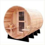 Buy cheap Nordic Type Life Red Cedar Sauna Kit / Dry Sauna Accessories Big Capacity from wholesalers