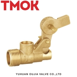 Buy cheap Aluminum Vapor 25mm Brass Float Valves For Water Tanks from wholesalers