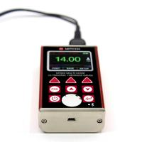 Buy cheap Adjustable Backlight Steel Thickness Gauge With Internal Bluetooth Module MT660 from wholesalers