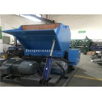 Buy cheap Large Capacity Waste Crusher Machine 1000 Kg Per Hour 550 - 7000KG 22kw from wholesalers