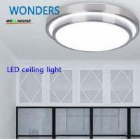 Buy cheap New! LED ceiling lights D290mm,aluminum+Acryl AC220V Warm white/Cool white Led Lamp for home.balcony lights from wholesalers