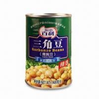 Buy cheap Garbanzo Beans, Ideal for Salad, Soup and Cook from wholesalers