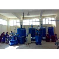 Buy cheap Semi - Auto Low Pressure Polyurethane Foaming Machine For Foaming Mattress and Sofa product
