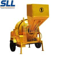 Buy cheap Mini Trucks Electric Concrete Mixer Machine Mobile Cement Mixer With Hopper from wholesalers