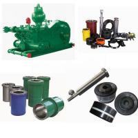 China National 12-P-160 Triplex Mud Pump And Spare Parts For Drilling Rig on sale