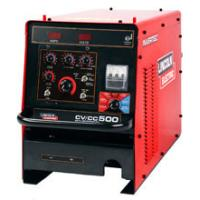 Buy cheap Lightweight Lincoln Electric Mig Welder / Red Lincoln Mig Welding Machine from wholesalers