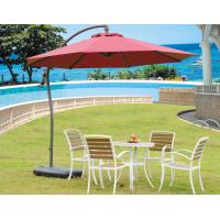Buy cheap Water Resistant Windproof Single / Double Patio Umbrella Free Standing Garden Parasols from wholesalers
