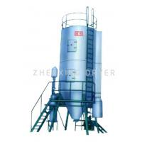 China Hot Air Stream Low Moisture Electricity / Steam Pharmaceutical Spray Dryer Equipment QPG-5 With 0.4MPa, 0.75Kw on sale