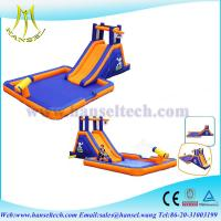 Buy cheap Hanselused bounce houses for sale,4 wheel bicycle for sale,inflatable pirate ship from wholesalers