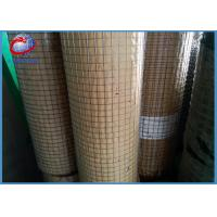 Buy cheap Stainless Steel Welded Wire Mesh Panels Corrosion Resistance 10m - 30m per Roll from wholesalers