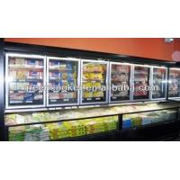 Buy cheap Commercial Combined Frige Freezer Six Doors 1600w For Supermarket from wholesalers