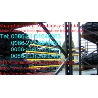 Buy cheap Rotary digging drilling rubber track from wholesalers