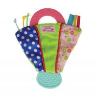 Buy cheap Dog Design Baby Rattle Teether from wholesalers