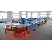 Buy cheap Screen Printing Oval Machine 8 Colors from wholesalers