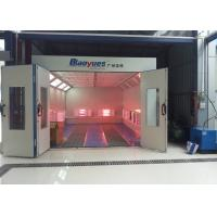 Buy cheap Car Painting Room Infrared Paint Booth Centrifugal Fan Heating Separate Control from wholesalers