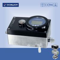 Feedback single butterfly valve Positioner IL-ToP 4-20mA /  0-5V Manufactures