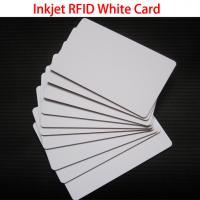 Wholesale RFID TK4100 Chip Cards Printable PVC ID Inkjet Card For Access Control Security from china suppliers
