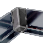 Buy cheap Black Aluminium Profile Handle For Sliding Wardrobe Doors from wholesalers