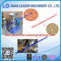 Automatic machine peanut butter machine for food butter making equipment Manufactures