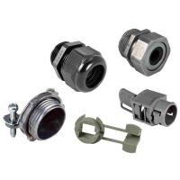 Buy cheap SS201 Stainless Steel Electrical Fittings , Polishing Water Tight Conduit Fittings from wholesalers