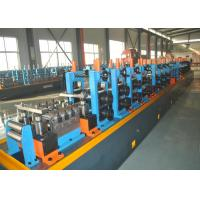 Buy cheap steel tube production line/tube making machine/tube mill from wholesalers
