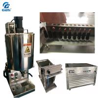 Buy cheap Color Cosmetic Lipstick Manufacturing Equipment With Silicone Lipstick Mould from wholesalers
