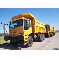 Buy cheap Shacman Off Road Dump Truck 70 Tons Loading Capacity 10 Wheelers With Cummins Engine from wholesalers