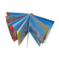 Buy cheap Die cutting 4C / 4C 157GSM chrome paper English story Custom Childrens Book Printing from wholesalers