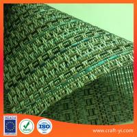 Buy cheap Texteline synthetic fabrics UV resistance, comfort and ease of cleaning specifical jacquard weave from wholesalers