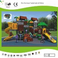 Buy cheap Tree House Series Outdoor Indoor Playground Amusement Park Equipment (KQ10053A) product