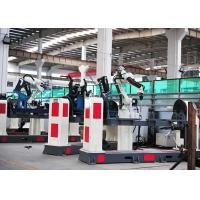 Buy cheap Car Parts Automated Welding Machine ,  LED Touch Color Screen Robotic Welding Fixtures from wholesalers