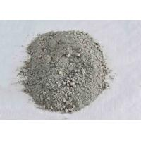 Buy cheap 90% Al2O3 Insulating Castable Refractory Corundum Steel Fiber Strengthened from wholesalers