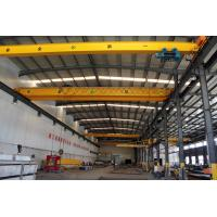 Buy cheap Crab Framed Electric Single Girder Overhead Cranes For General Engineering Application from wholesalers