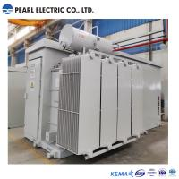 Buy cheap Box type substaion used for wind power generation, 3600 kva 37 kv from wholesalers