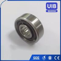 Hybrid bearing 608,China hybrid ceramic bearing supplier nylon cage ABEC-1 high speed excellent quality Manufactures