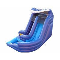 Buy cheap Inflatable Water Slide / inflatable giant wet slide/ Giant Curvy Water Slide from wholesalers