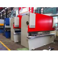Buy cheap Punch Hydraulic Press Brake With DELEM DA52 CNC Control System from wholesalers