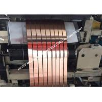 Buy cheap Reactor And Inductor Thin Copper Tape , Mirror Surface Copper Craft Foil from wholesalers