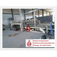Buy cheap Building Material Fiber Cement Board Production Line 2440 × 1220 × 6 - 30mm Product Size from wholesalers
