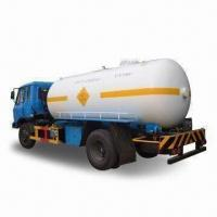 Buy cheap Liquid Ammonia Tank Truck, Payload Can Be up to More than 25,000kg from wholesalers