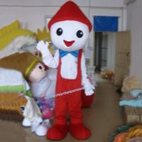 Buy cheap little red riding hood mascot costume from wholesalers