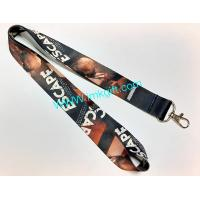 """Wholesale Sublimation lanyard .Heat-transfer print . full logo print ,   Imprinted Polyester lanyard  in 3/4"""" and 1"""" from china suppliers"""
