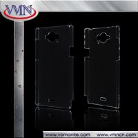 Wholesale Wholesale ! Clear Transparent PC case for Sharp Aquos Zeta SH-01G PC case for SH-01G from china suppliers
