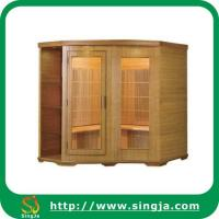 Wholesale Cheap Finland Far Infrared Sauna Cabin Room(ISR-16) from china suppliers