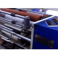 Steel Stick Coreless Silicone Paper Rewinding Machine For Barbecue Paper Manufactures