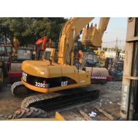 Buy cheap 2009 Year Used CAT 320c Excavator 600mm Shoe Size 20000kg Operate Weight from wholesalers