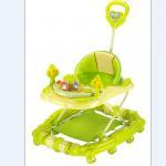 Buy cheap Adjust Modern Baby Girl Walker 6 Wheel Plastic Baby Walker with Handle from wholesalers