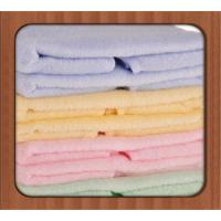 Buy cheap Wholesale China Supplier Thicken Solid Color Jacquard 100% Cotton Hotel Face Towel from wholesalers