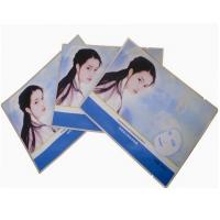 Buy cheap Disposable Film Lamination Cosmetics Packaging Bags Gravure Printing / Heat Seal from wholesalers